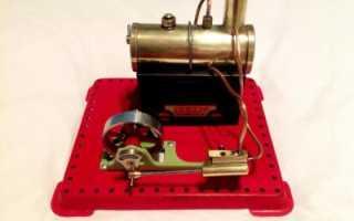 Модели паровых двигателей своими руками