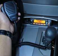 Как установить рацию в машину