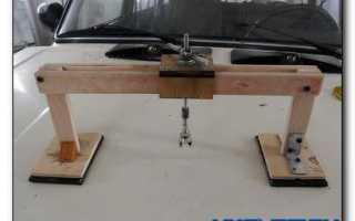 Оборудование для вытяжки вмятин без покраски