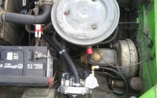 Почему газовый редуктор покрывается инеем на машине