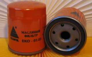 Какой масляный фильтр на ваз 2110