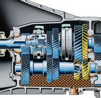 Коробка передач механика переключение скоростей схема