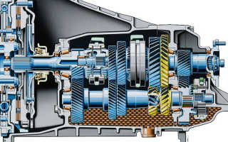 Механическая коробка передач устройство и принцип работы
