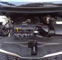 Киа рио моргает чек троит двигатель