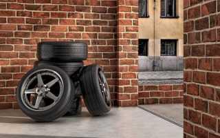 Как правильно хранить колеса на дисках
