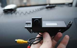 Камеры заднего вида с динамическими парковочными линиями