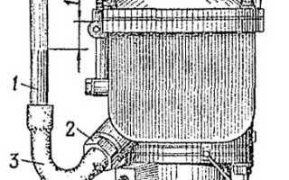 Обслуживание системы питания карбюраторного двигателя