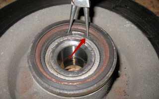 Как называется инструмент для снятия стопорных колец